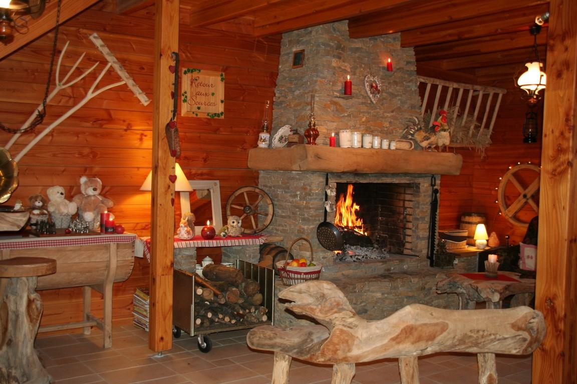 cheminee de feu de bois 2013 cote d opale retour aux. Black Bedroom Furniture Sets. Home Design Ideas